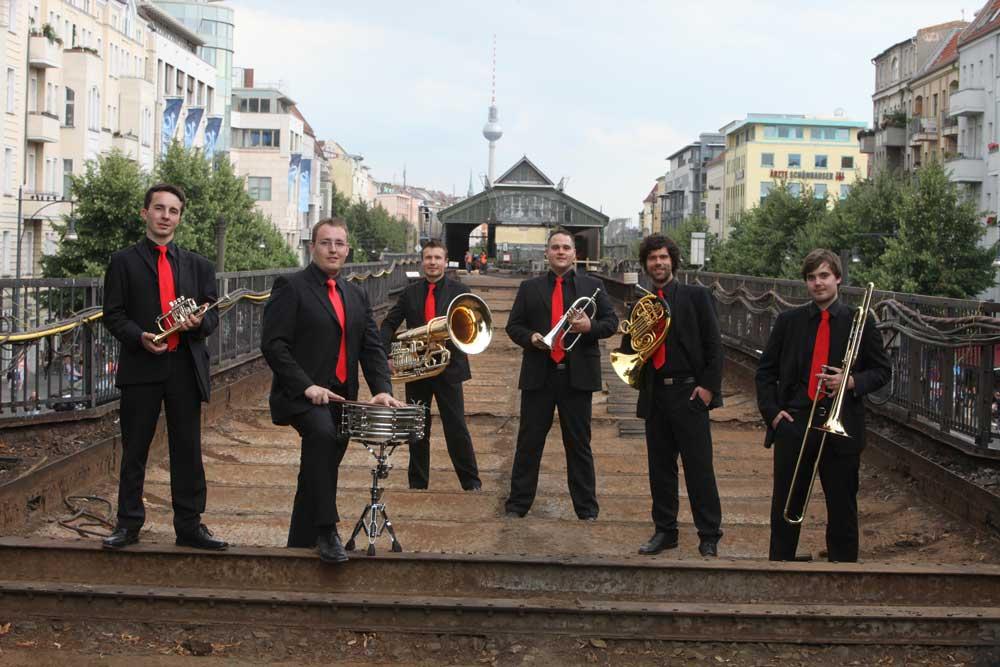 Blasorchester, Blaskapelle, Blasmusik, Berlin