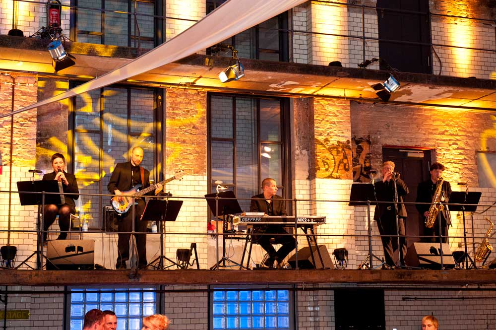 Oberbaum Soulband Berlin