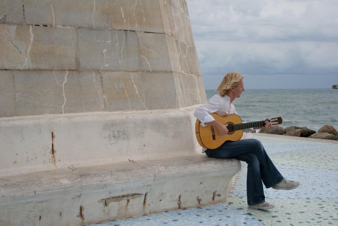 Gitarrist, Gitarrenspieler, Berlin, buchen, mieten