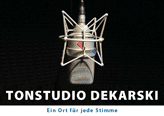 Tonproduktion, Musikproduktion, Sounddesign, Komposition