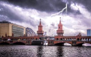 Das Oberbaumbrücke Berlin